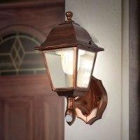 The Cordless Motion Activated Porch Light - Hammacher ...