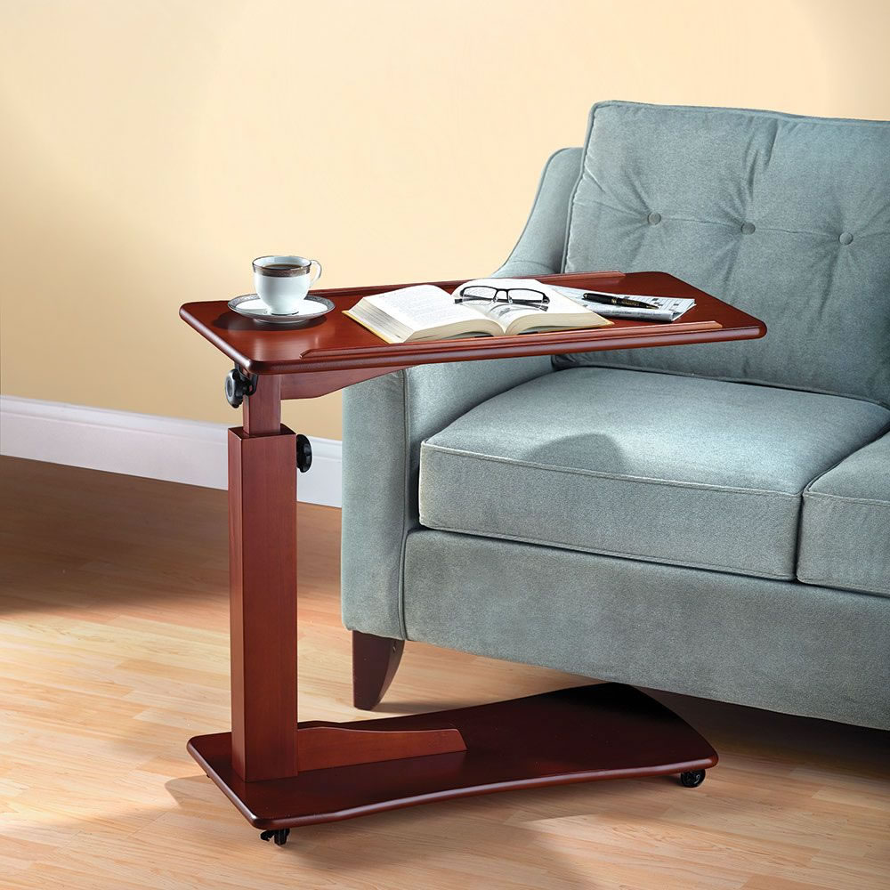 Leiterregal Conforama Sofa End Table | The Adjustable Height Side Table