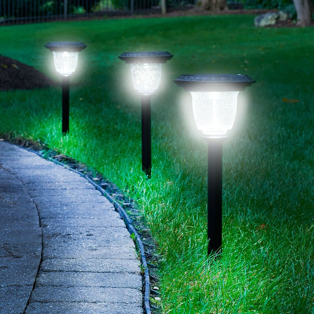 Christmas Led Lights Canada The Best Solar Walkway Light
