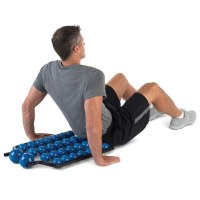 The Back Pain Relieving Acupressure Roller - Hammacher ...