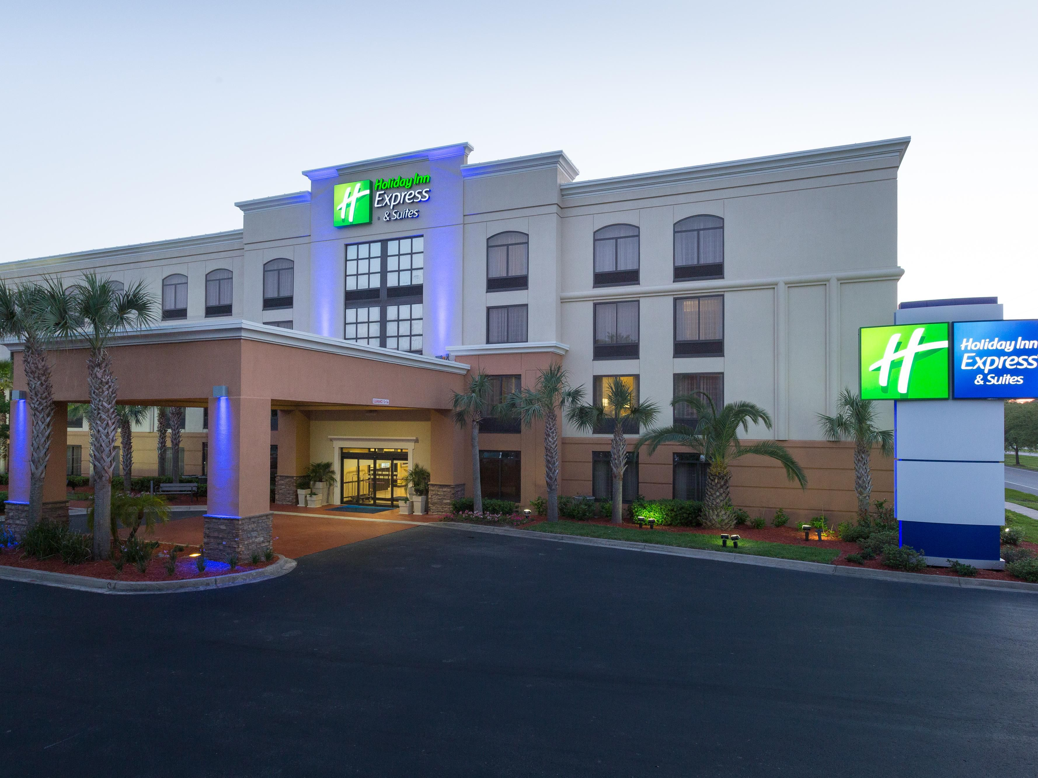Jax Airport Hotel Near Downtown Holiday Inn Express Suites Jacksonville Airport