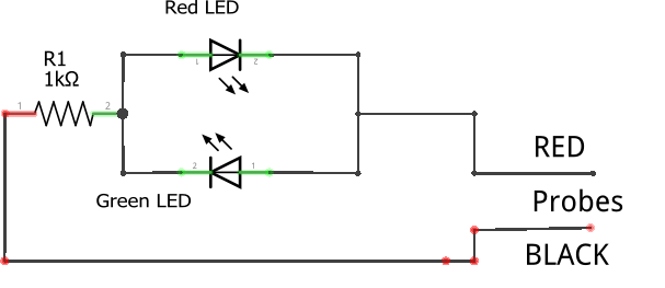 usb reading lamp circuit usb lamp circuit