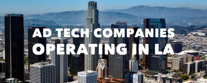 Ad Tech Companies in LA