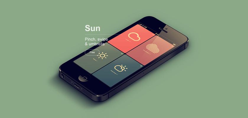 20 Mobile App Websites For Design Inspiration