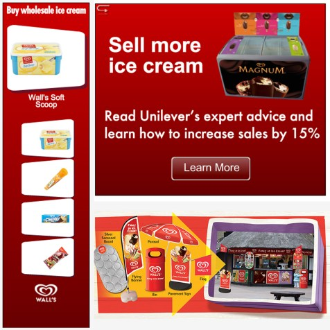 Display Advertising With Google, Unilever