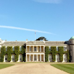 Goodwood House, UK Events Destination, Prestigious Venues