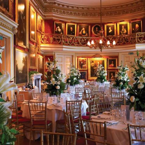 Wedding Destination, Ballroom, Goodwood House, Prestigious Venues