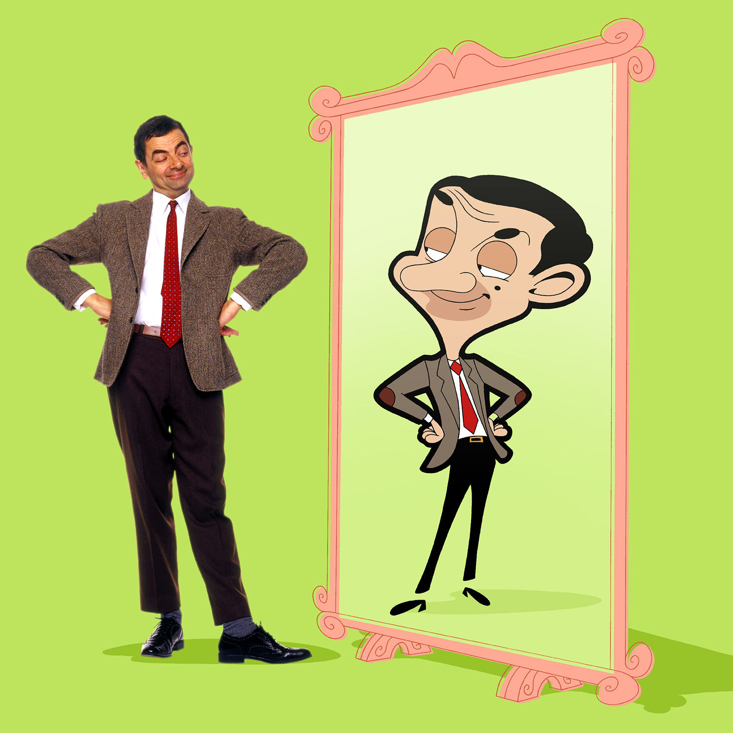 Mr Bean An Animated Facebook Livestream Of Mr Bean Uses Adobe Character