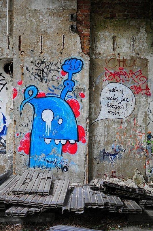 graffiti koepenick factory