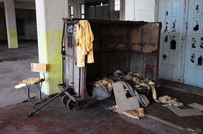 verlassene uniform bernau