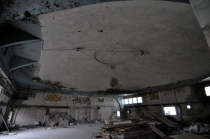 flugzeughalle kuppel karlshorst