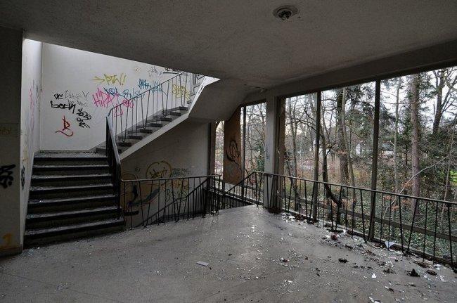 verlassene anatomie schule berlin