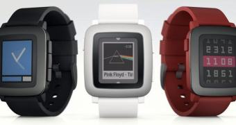 Pebble Time, o smartwatch mais legal do mundo ganha cores e nova interface