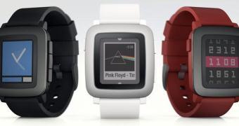 Pebble Time, o smartwatch mais legal do mundo ganha cores e nova interface