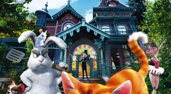 Das-Magische-Haus-Plakat