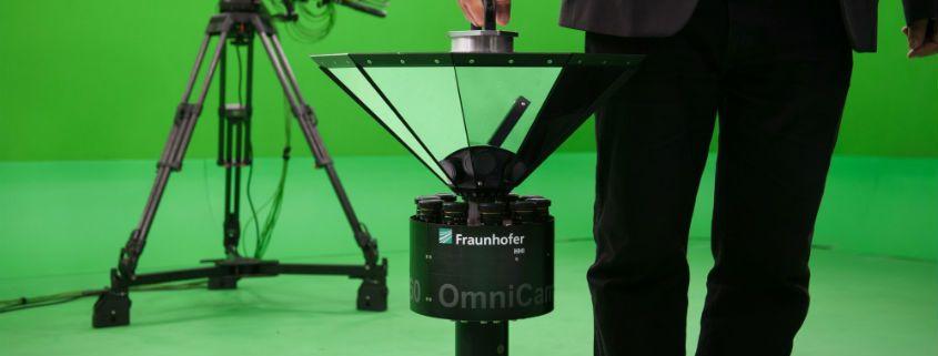 OMNICAM Fraunhofer HHI