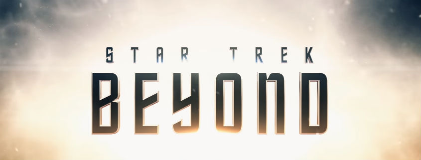 STAR TREK BEYOND - Banner