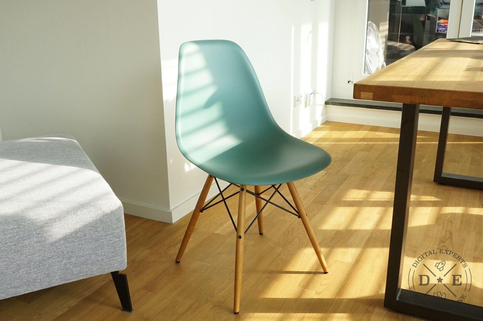 Eames Stuhl Gunstig Kaufen Vitra Eames Plastic Armchair Rar Ahorn
