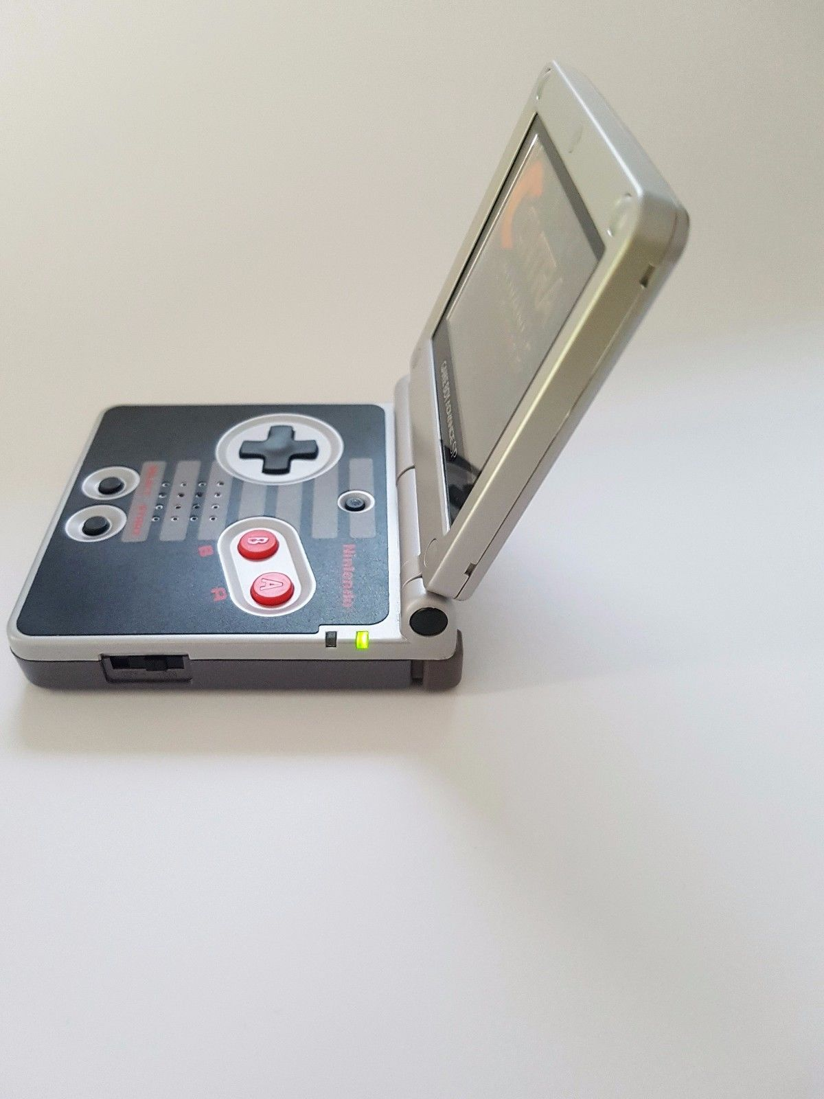 Gameboy Advance Display Beleuchtung Nes Nintendo Game Boy Advance Gba Sp Ags101 Backlight