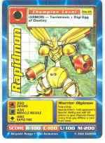 Digimon Season Cards