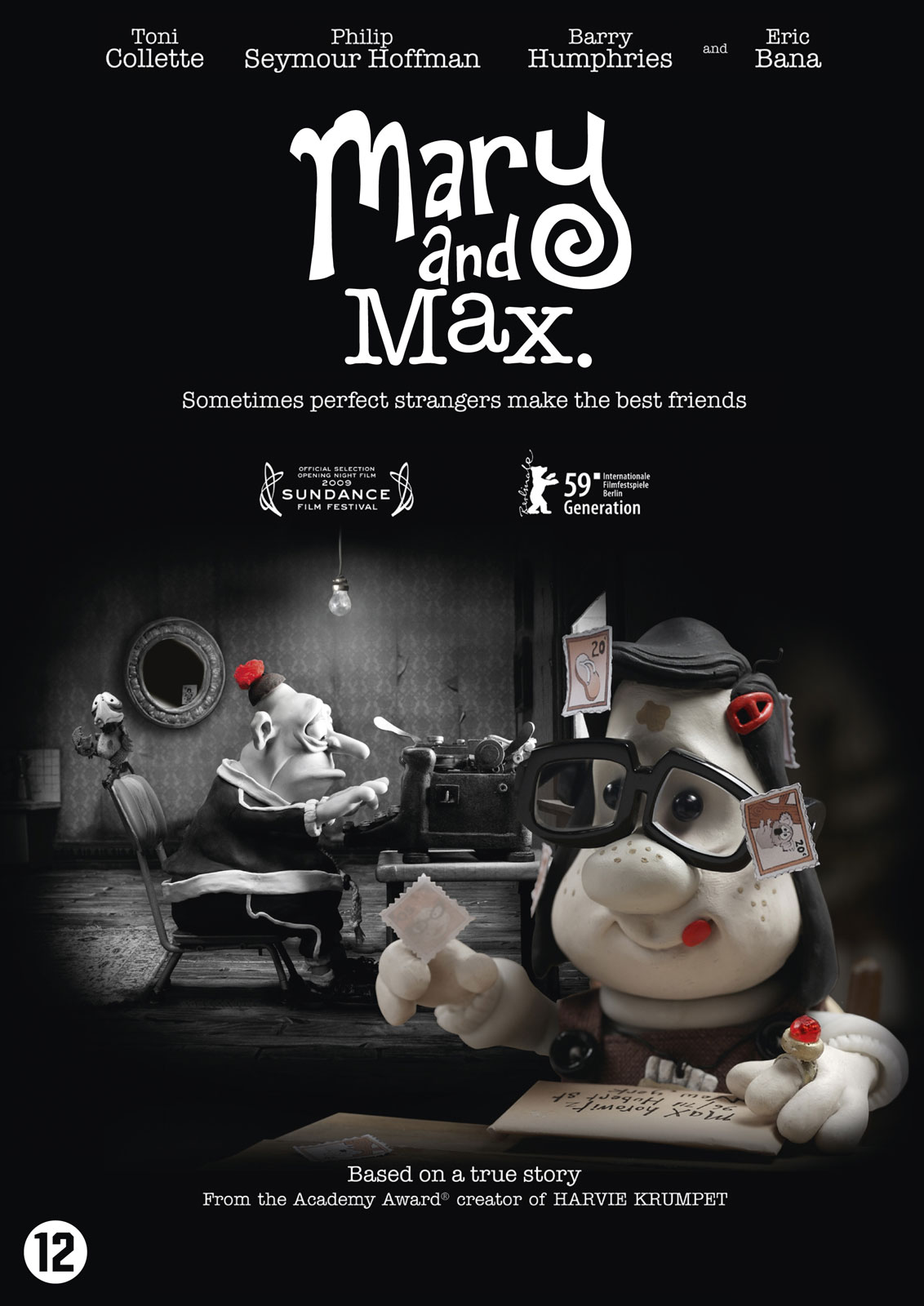 Polster Max Mark Stamp Digital Design Review Mary And Max