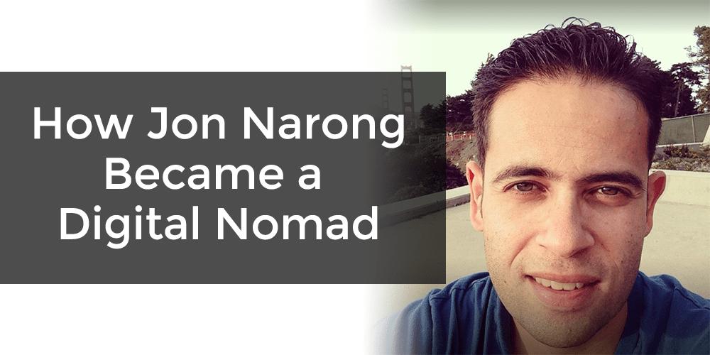 Jon Narong Digital Nomad