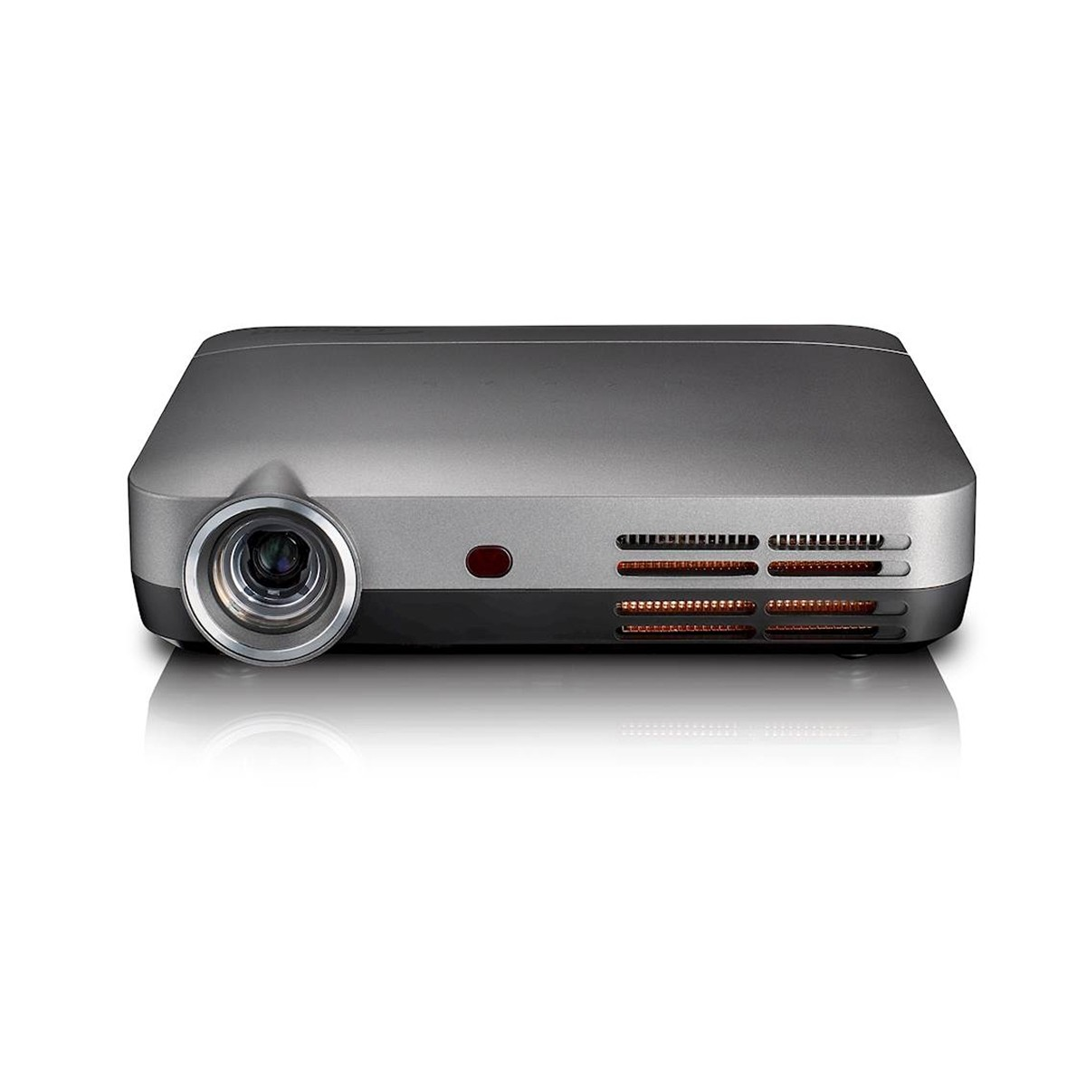 Optoma 3d Optoma Dlp Ml330 Ultra Compact Portable 3d Wireless Android Led Projector Gray