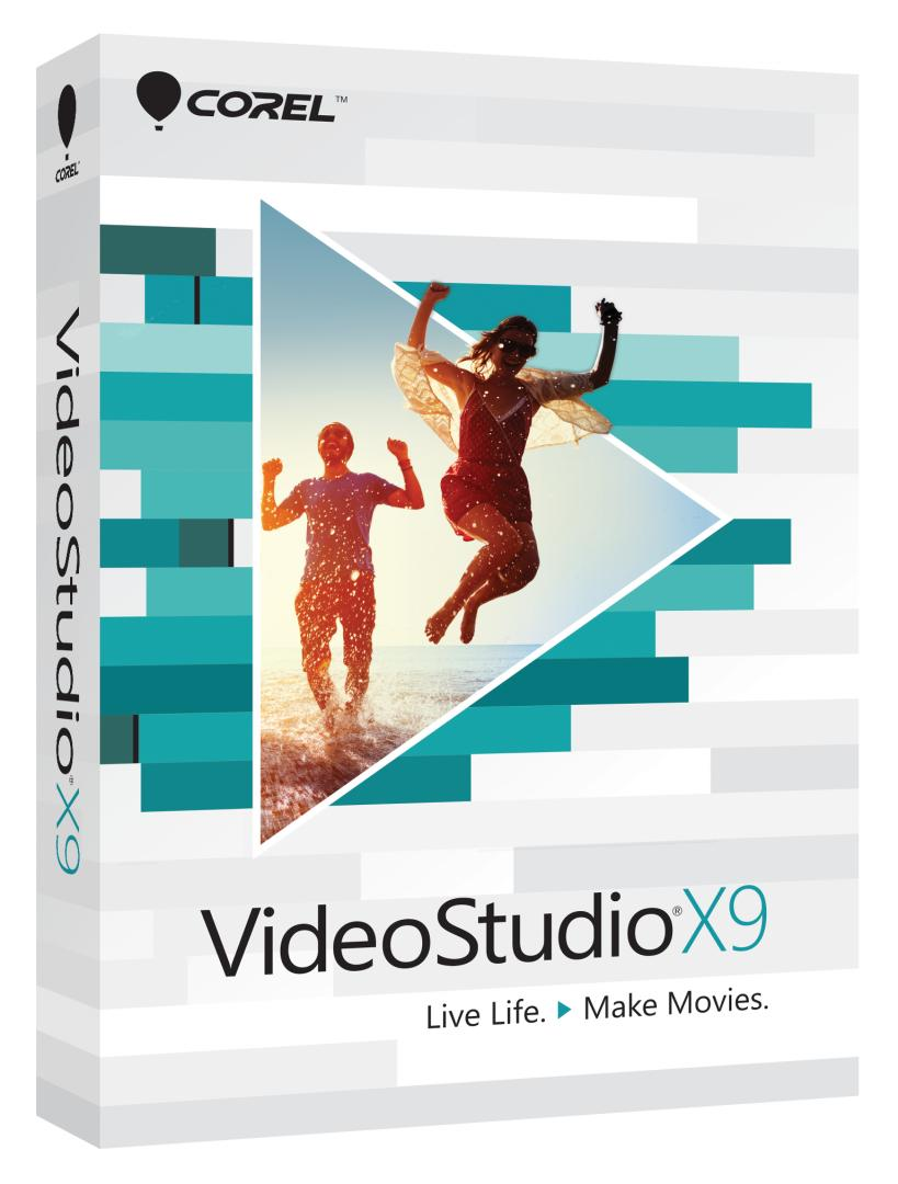 Corel Videostudio X9 Gratis Software Corel Videostudio X9 Digitalphoto