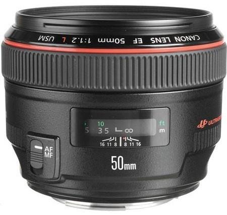 canon ef 50mm f/1.2 l ii usm lens digital photography live