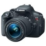Canon EOS 700D : Rebel T5i