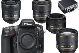 Lenses for Nikon D800E