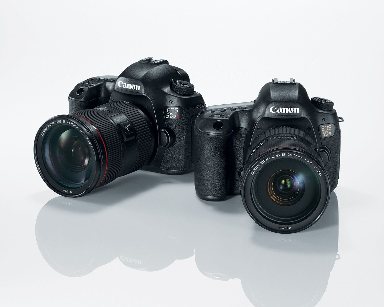 Canon Eos 5ds And 5ds R 50 6 Megapixel Full Frame Cmos