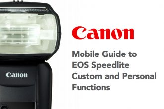 Mobile Guide to Canon Speedlite