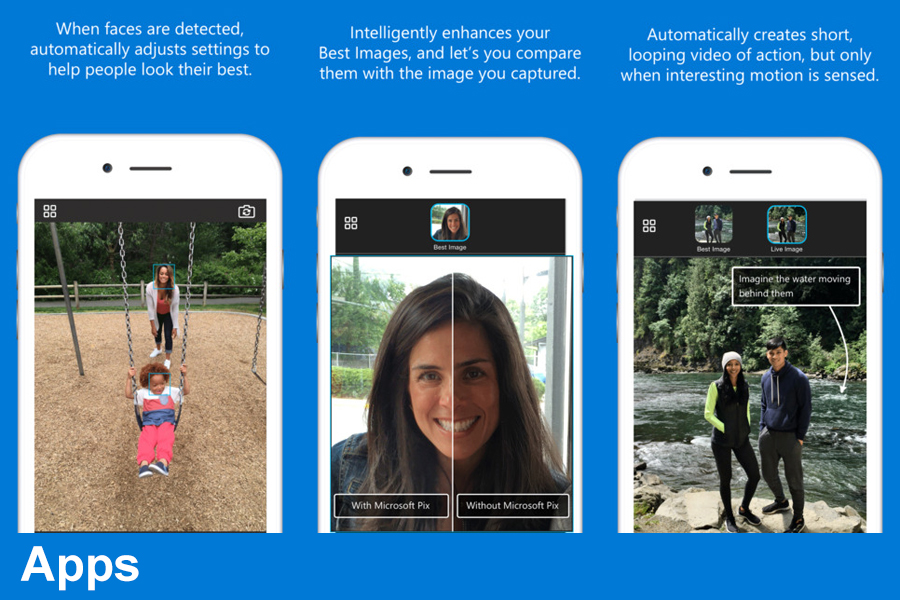 Microsoft Pix - Photography Apps For iPhone
