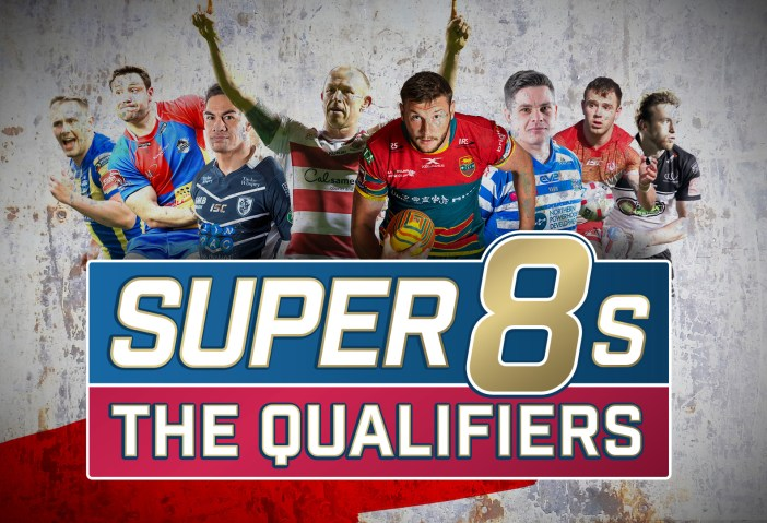 Super 8's The Qualifiers