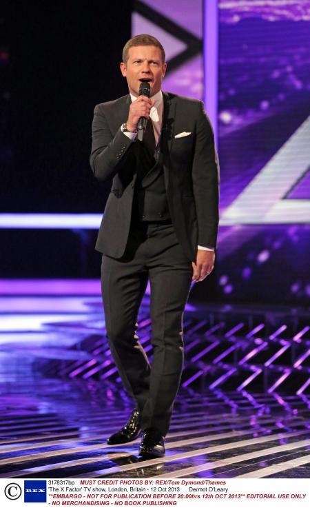 X Factor Carlos Turrets