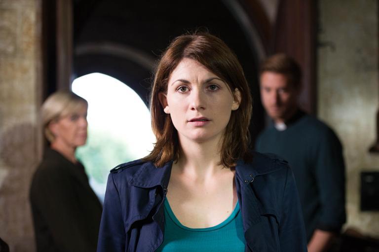Jodie Whittaker in Broadchurch S02E05