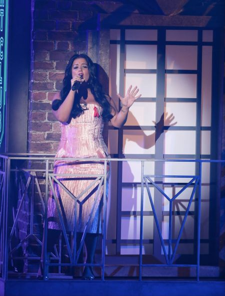 X Factor Celebrity Performances Tonight