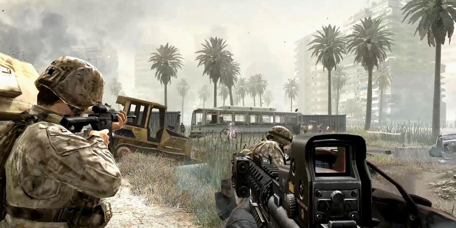 Mw3 3d Wallpapers A Remastered Version Of Call Of Duty Modern Warfare Is