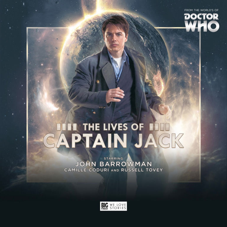 The Lives of Captain Jack - Doctor Who spin-off audio play from Big Finish
