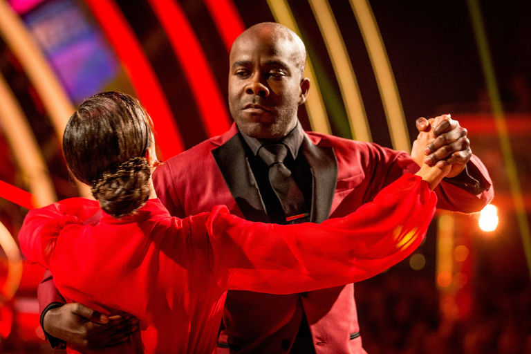 Strictly Come Dancing 2016 week 2: Melvin and Janette