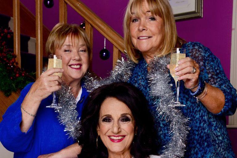 'Birds of a Feather' Christmas special on ITV