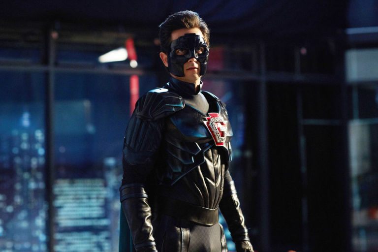 Justin Chatwin in 'Doctor Who: The Return of Doctor Mysterio'