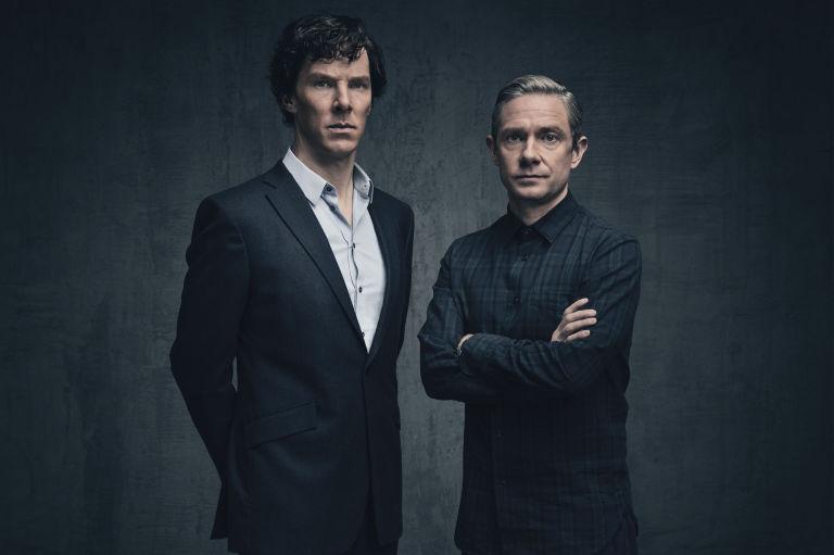 Sherlock: series 4