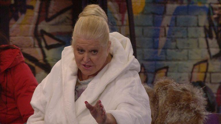 Celebrity Big Brother Day 11: Kim Woodburn