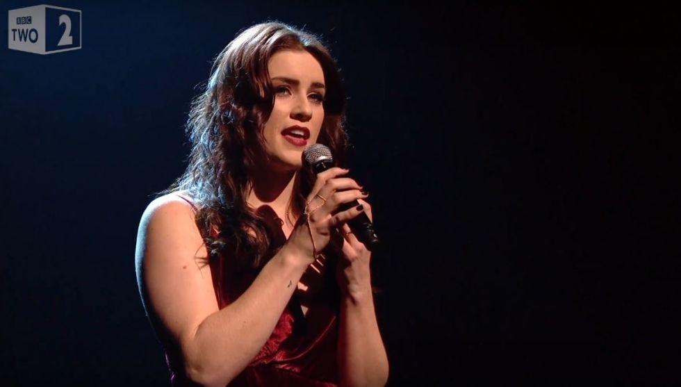Eurovision: You Decide winner Lucie Jones