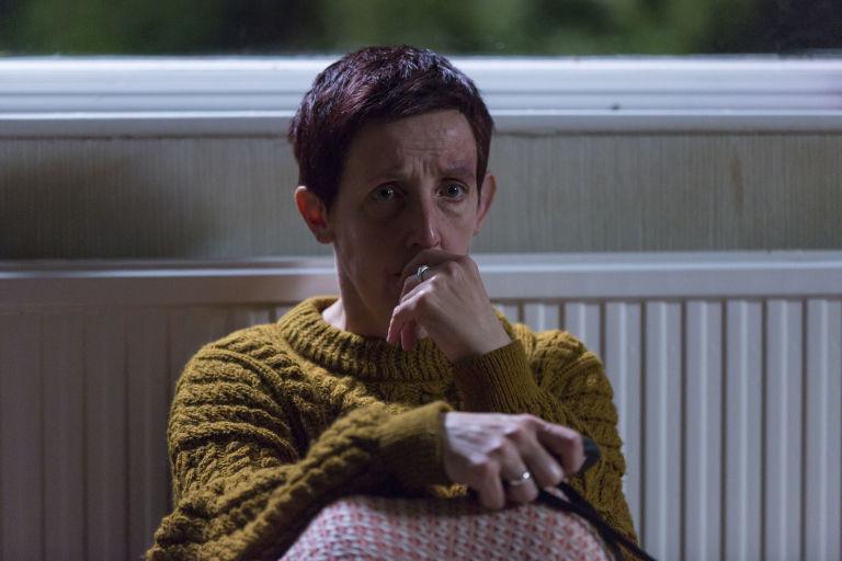 Julie Hesmondhalgh in 'Broadchurch'