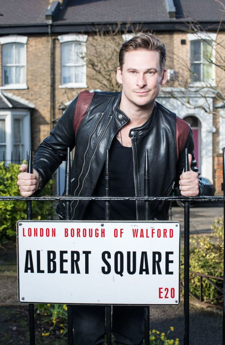 Lee Ryan joins EastEnders