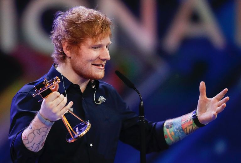 Ed Sheeran\u0027s ÷ is the third fastest-selling UK album ever with ALL