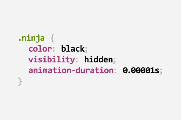 css style sheets